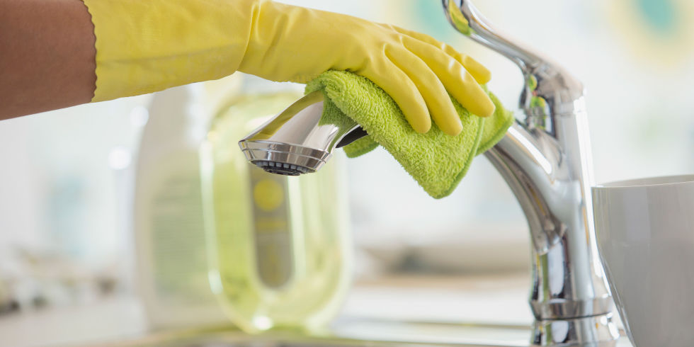 8 ways to clean your house quickly