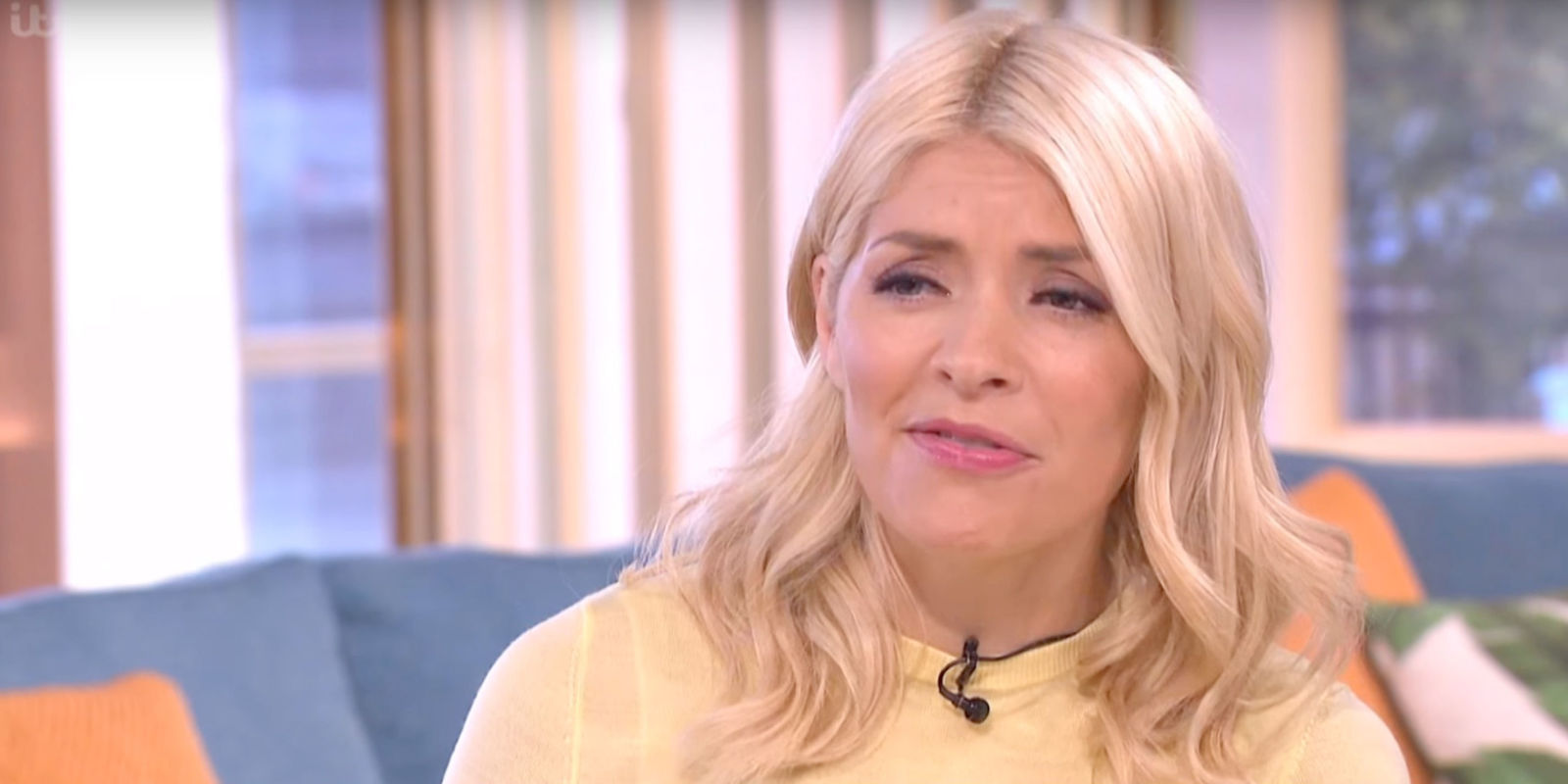 Holly Willoughby Horrified As Experts Claim Picking Your