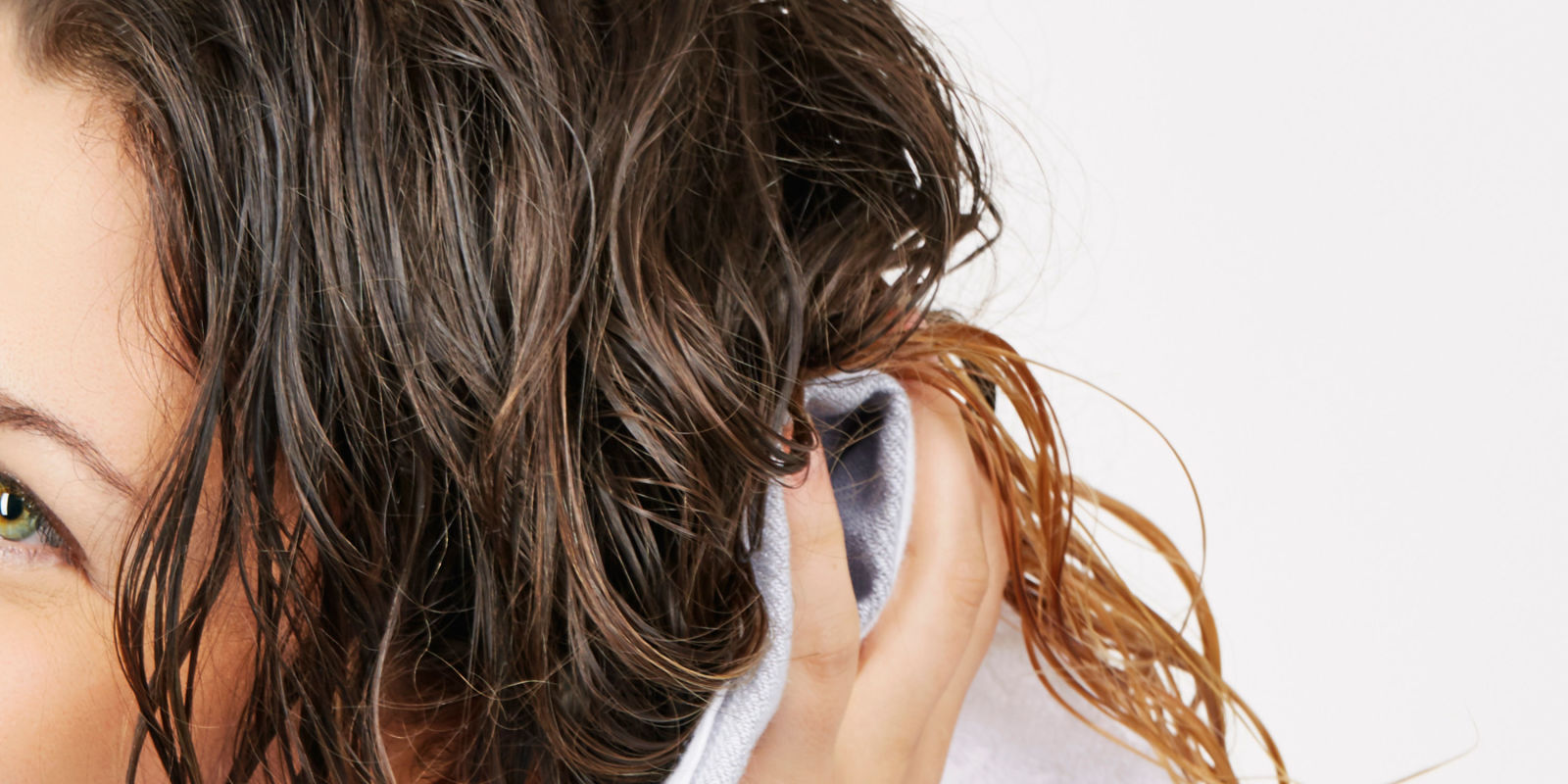 Why You Should Never Brush Or Towel Dry Wet Hair