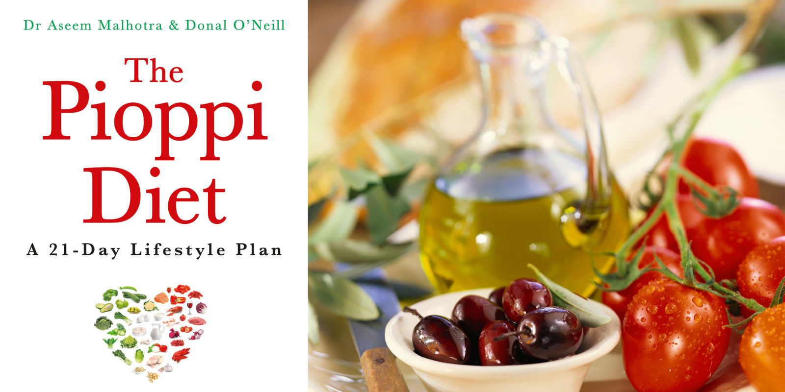 The Pioppi Diet: The 21-Day Lifestyle Plan To Help You ...