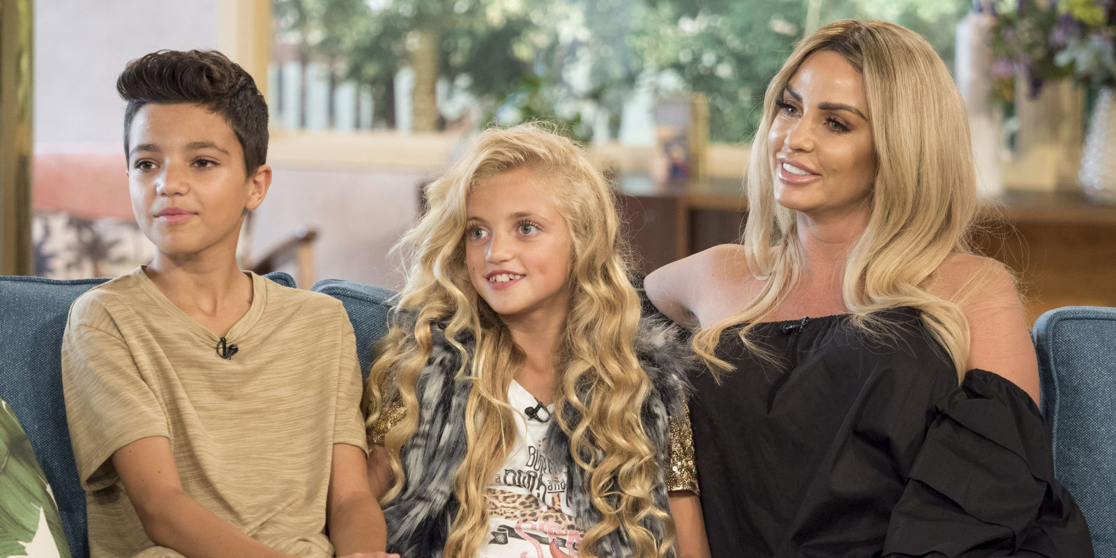 Katie Price S Kids Just Seriously Impressed This Morning