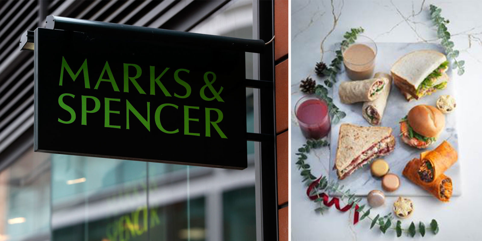 Marks Amp Spencer S Christmas Sandwiches Have Just Landed In