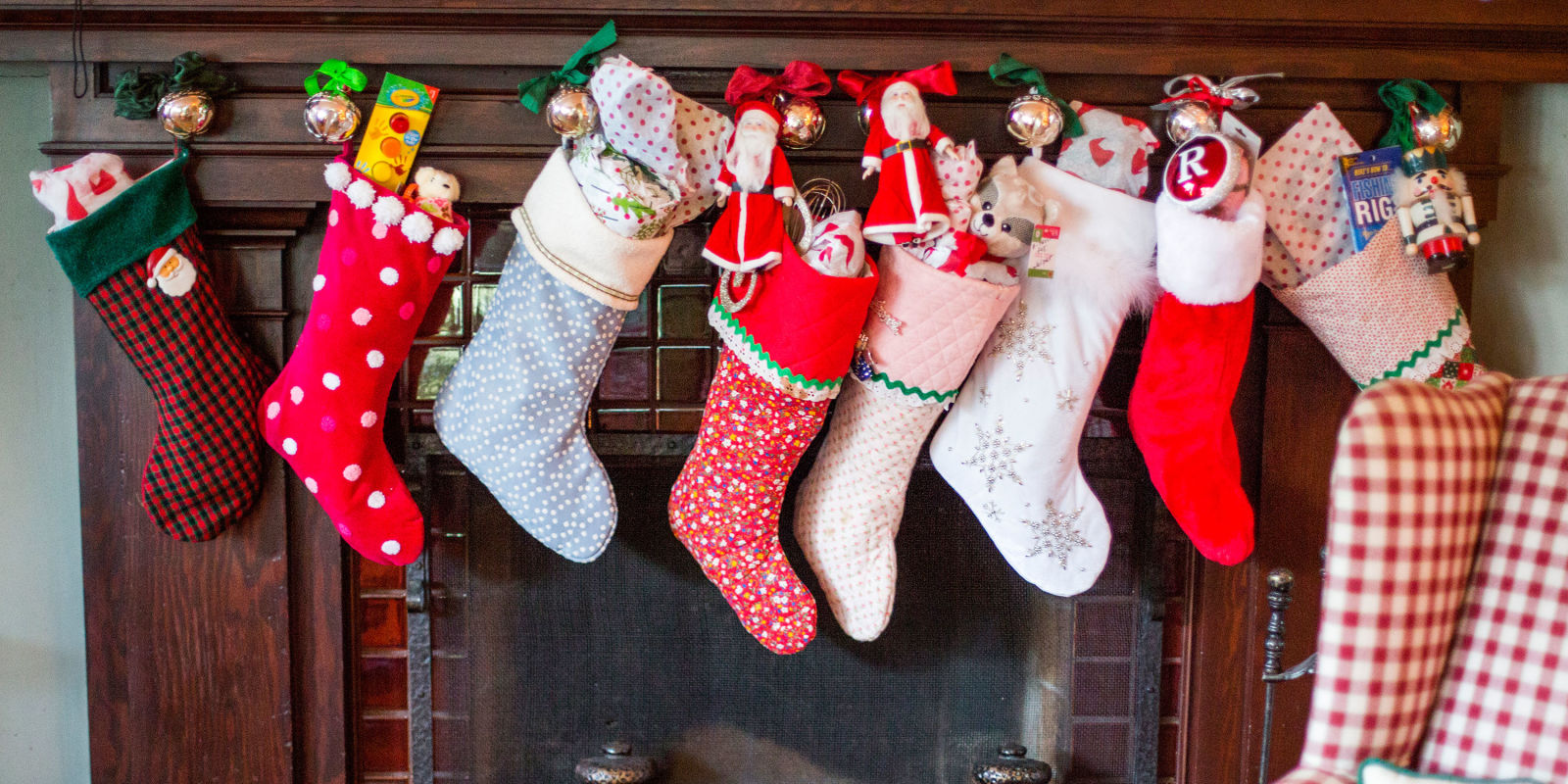 This Is What Goes In A 'Posh' Christmas Stocking, Apparently