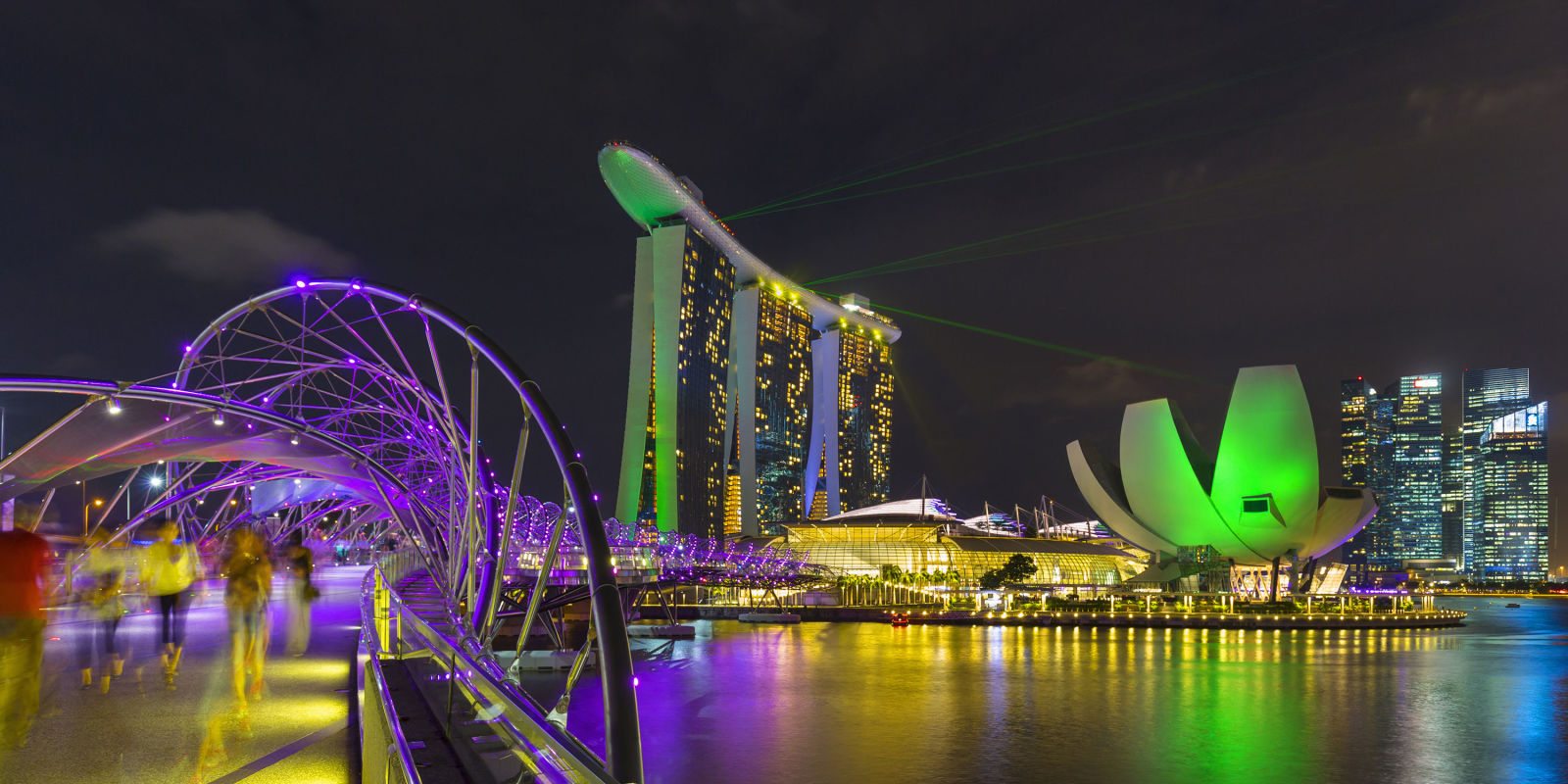 Singapore Is The Worldu0027s Most Welcoming City For Tourists