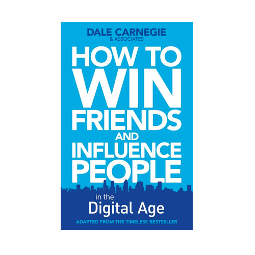 an essay on dale carnegies how to win friends and influence people The most successful leaders all have one thing in common: they've read how to win friends and influence people as a salesman at one point in his life, author dale carnegie made his sales territory the national leader for the firm he worked for.