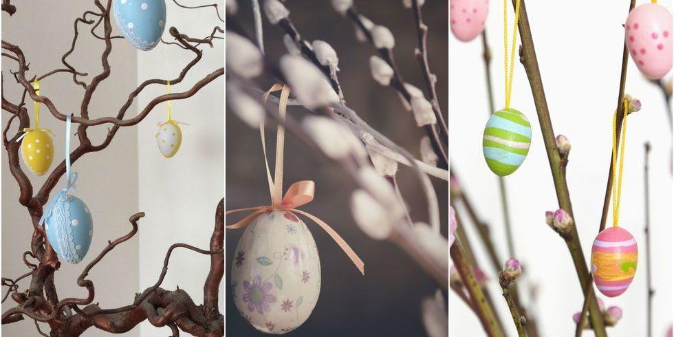 8 fabulous Easter tree decoration ideas