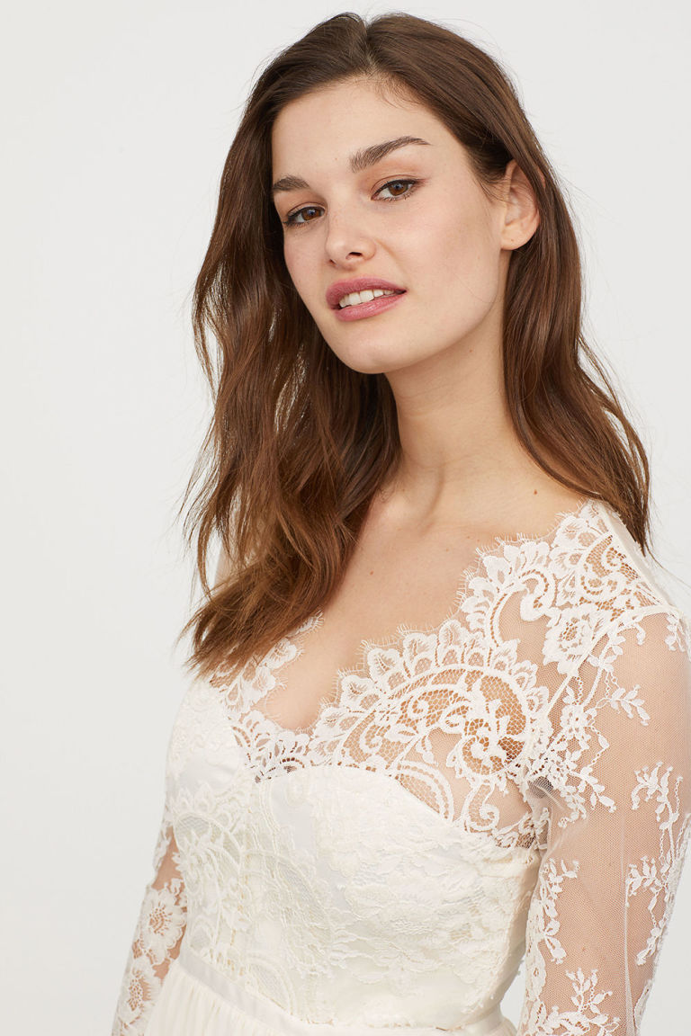 Perfect H&m Wedding Gowns Inspiration - Wedding Dress Ideas ...